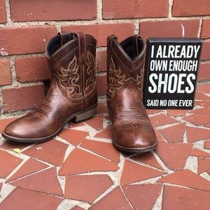 Dingo Willie Western Boot